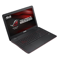 ASUS Announces G Series Gamers G551Gaming Laptop