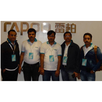 RAPOO Organises 2nd Successful Factory Visit for Partners