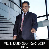 Post Budget Reaction From Mr. S. Rajendran, CMO, Acer India.