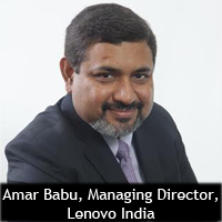 Post Budget Reaction Amar Babu, Managing Director, Lenovo India and President, MAIT