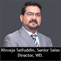 Post Budget Reaction From Khwaja Saifuddin, Senior Sales Director-South Asia, Middle East and Africa, WD.
