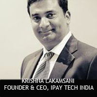 Post Budget Reaction From Krishna Lakamsani , Founder & CEO, IPay Tech India Pvt. Ltd.