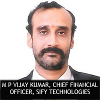 Post Budget Reaction From Mr. M P Vijay Kumar, Chief Financial Officer, Sify Technologies