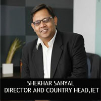 Post Budget Reaction From Shekhar sanyal, Director and Country Head,IET