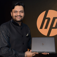 HP Unveils World's Thinnest Laptop in India